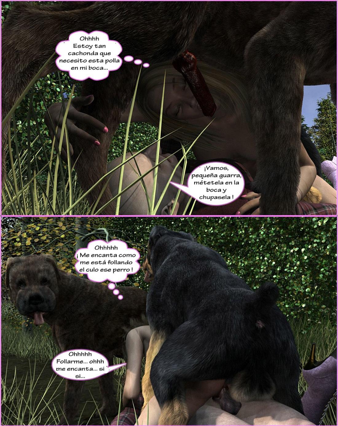 ANIMAL TALES - Racheals Romp