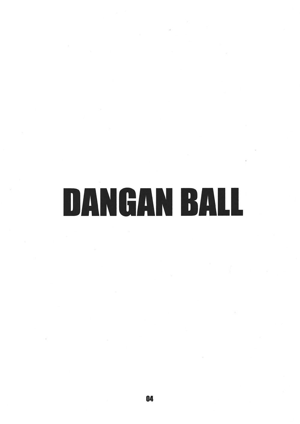 DANGAN BALL Vol 1