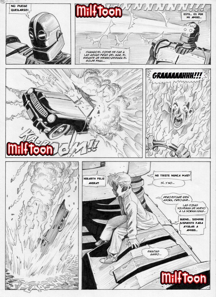 IRON GIANT parte 2