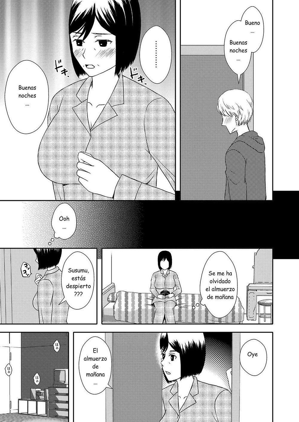 KAA-SAN Koibito Seikatsu parte 1