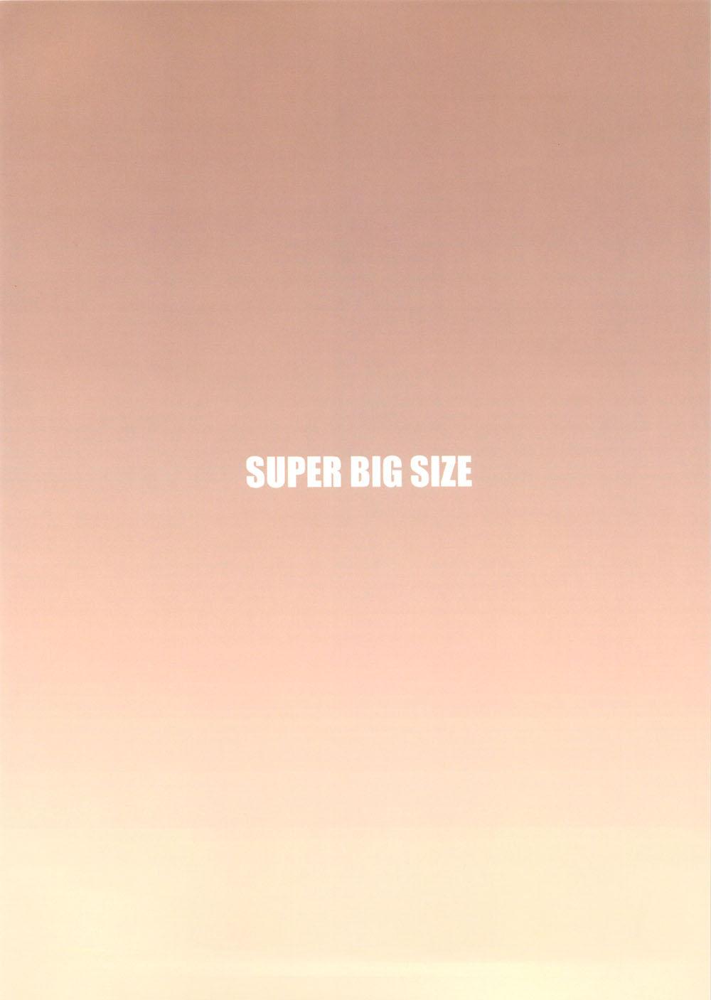 Super BIG SIZE!