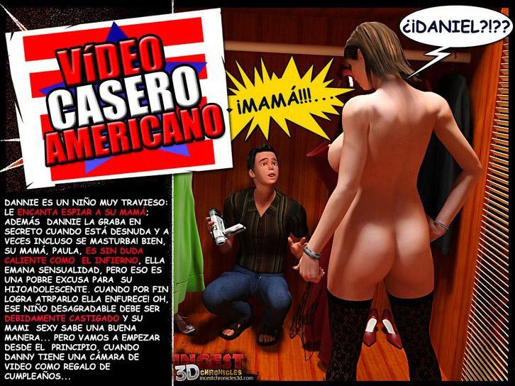 VIDEO CASERO Americano