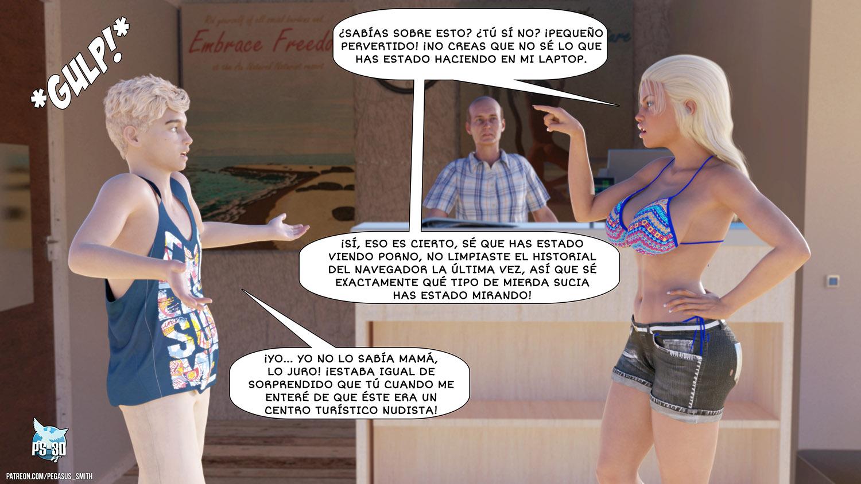 AU NATUREL - Nudist Resort parte 1
