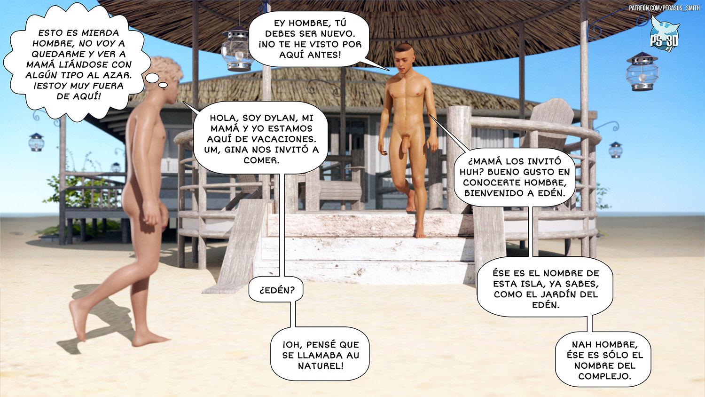 AU NATUREL - Nudist Resort parte 2