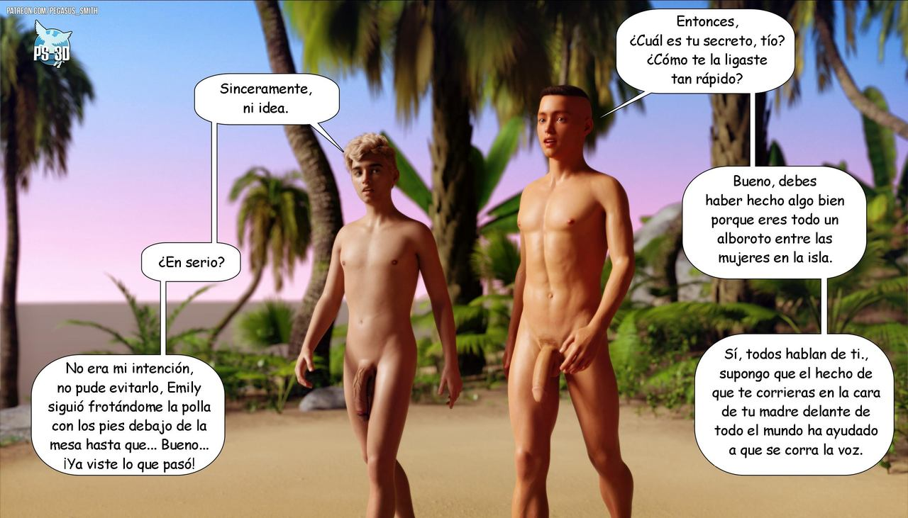 AU NATUREL - Nudist Resort parte 3