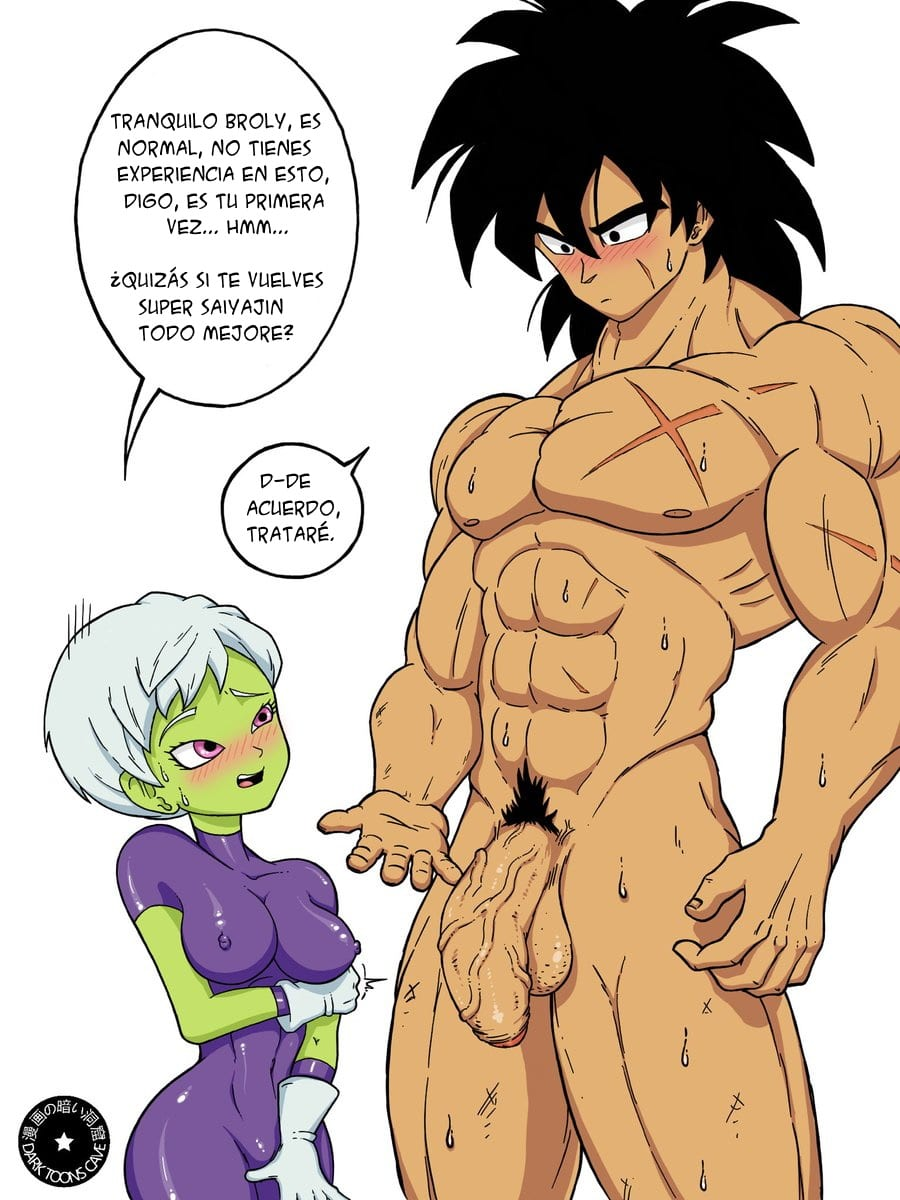 BROLYS First Time