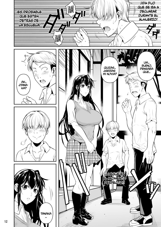 Concubine x Casual SEX CAMPUS parte 1