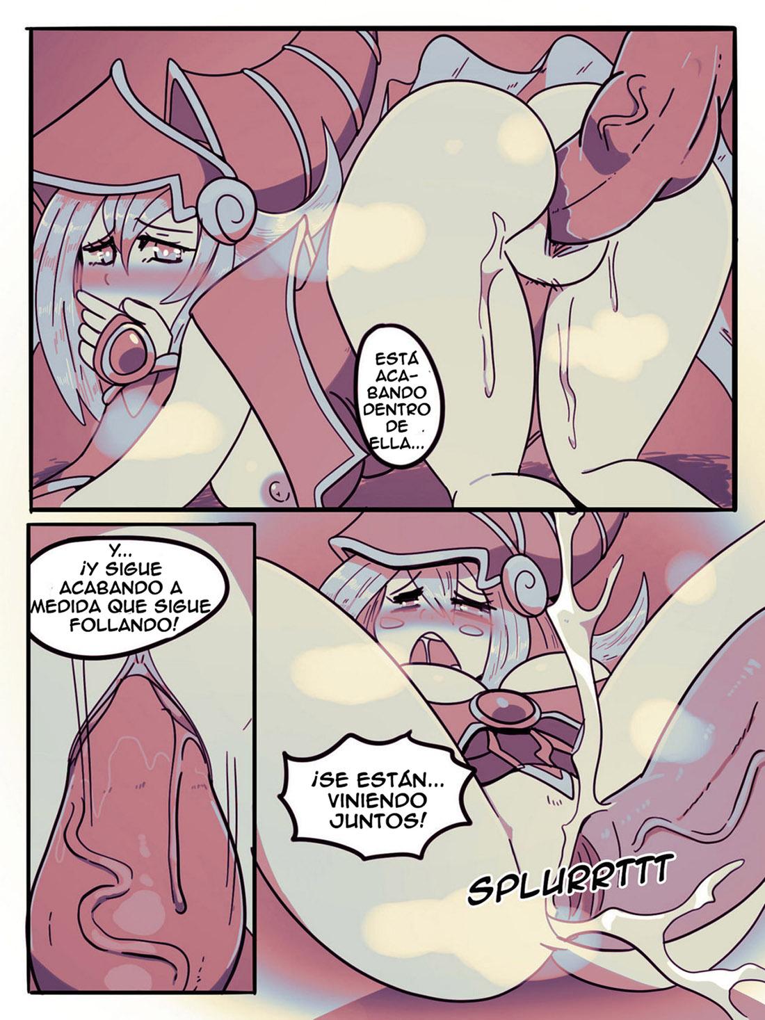 DARK Magician GIRL vs Blue Eyes White DRAGON