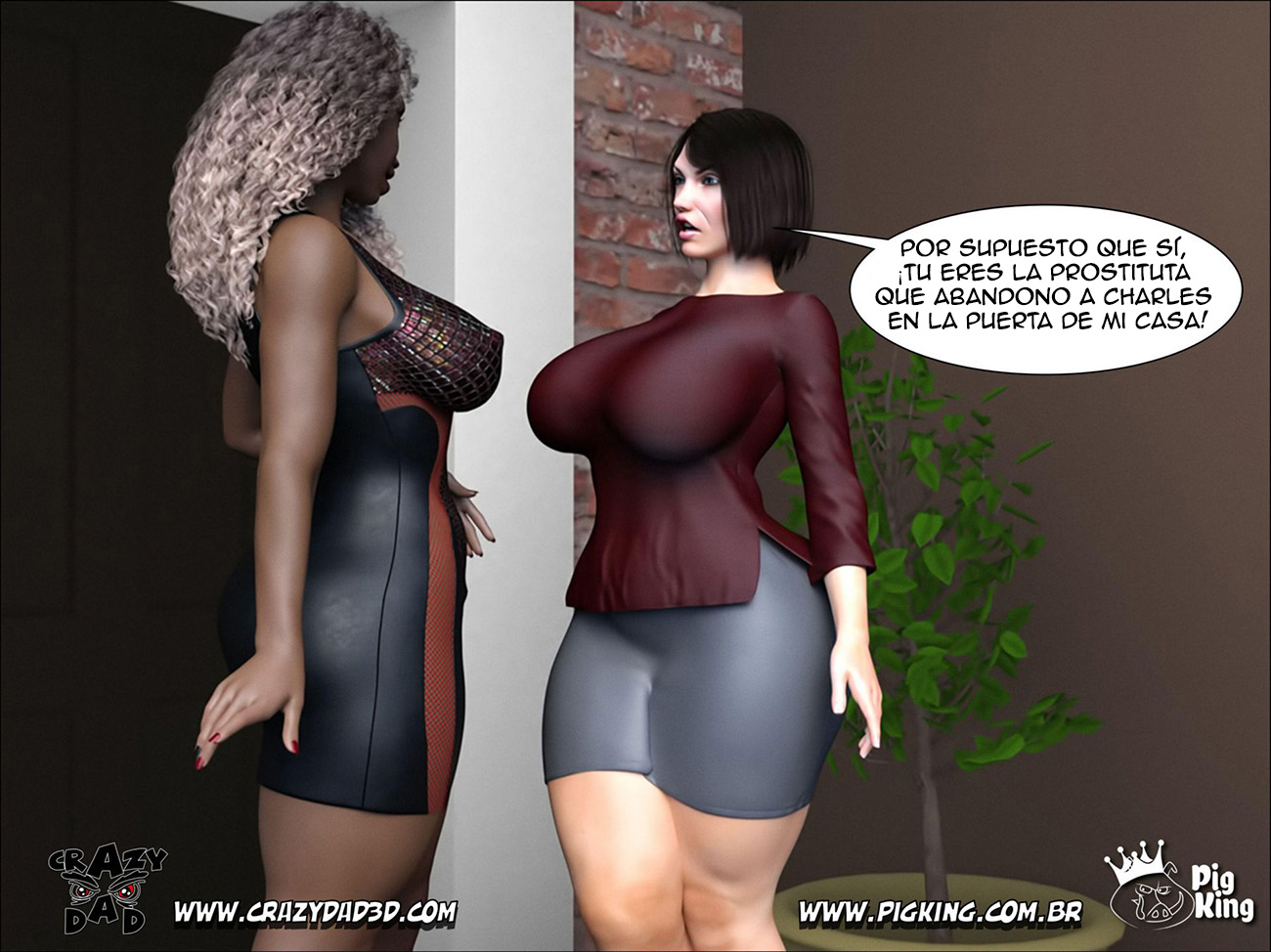 FOSTER MOTHER parte 14