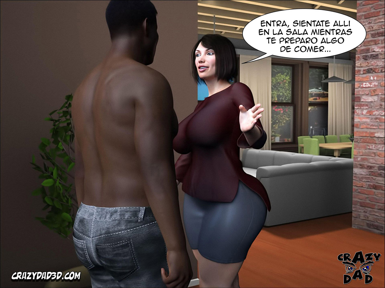 FOSTER MOTHER parte 15