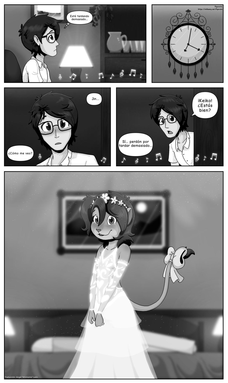 KEIKO y JIN parte 2
