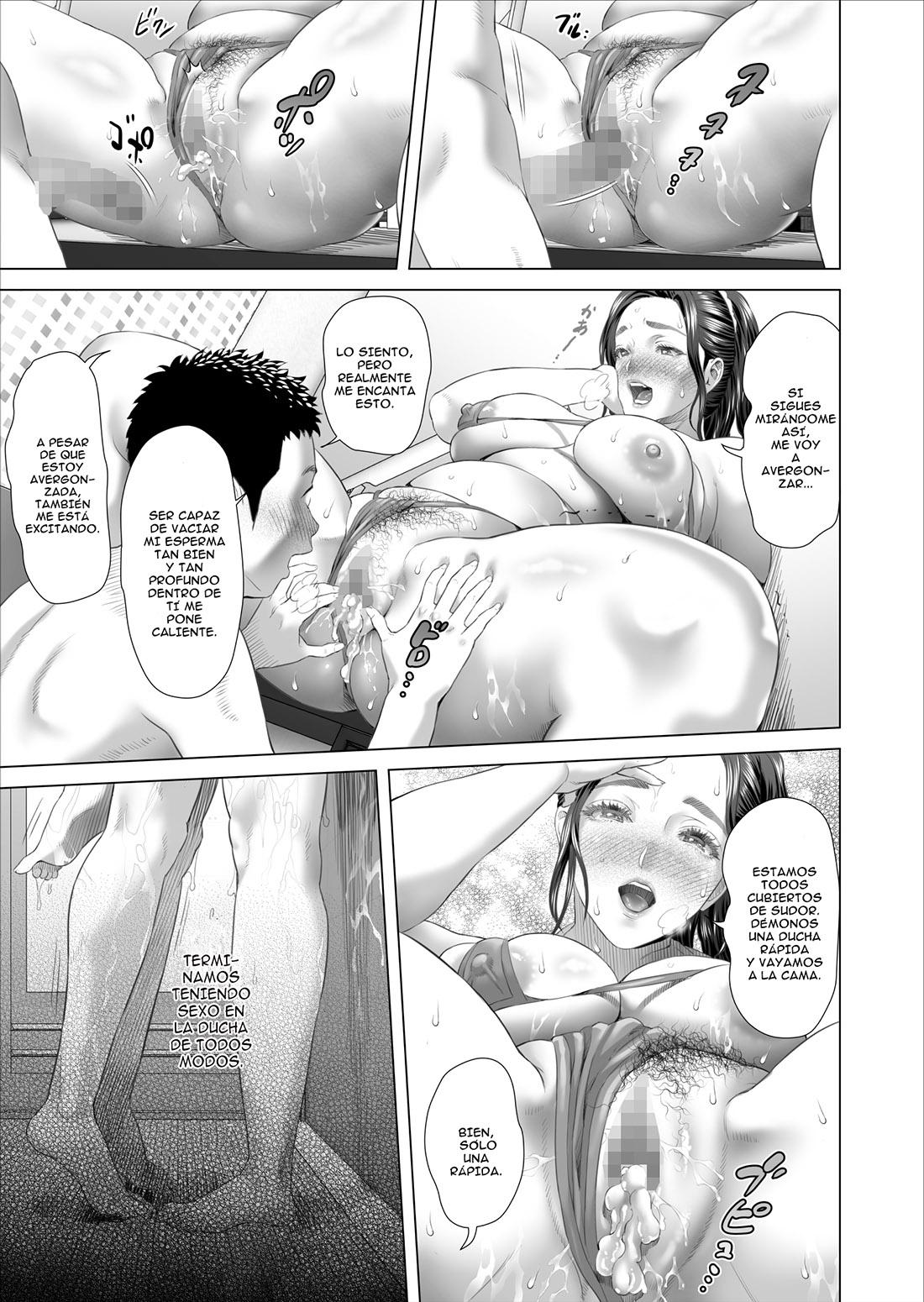 La MADRE drena el DESEO SEXUAL Desbordante de su HIJO