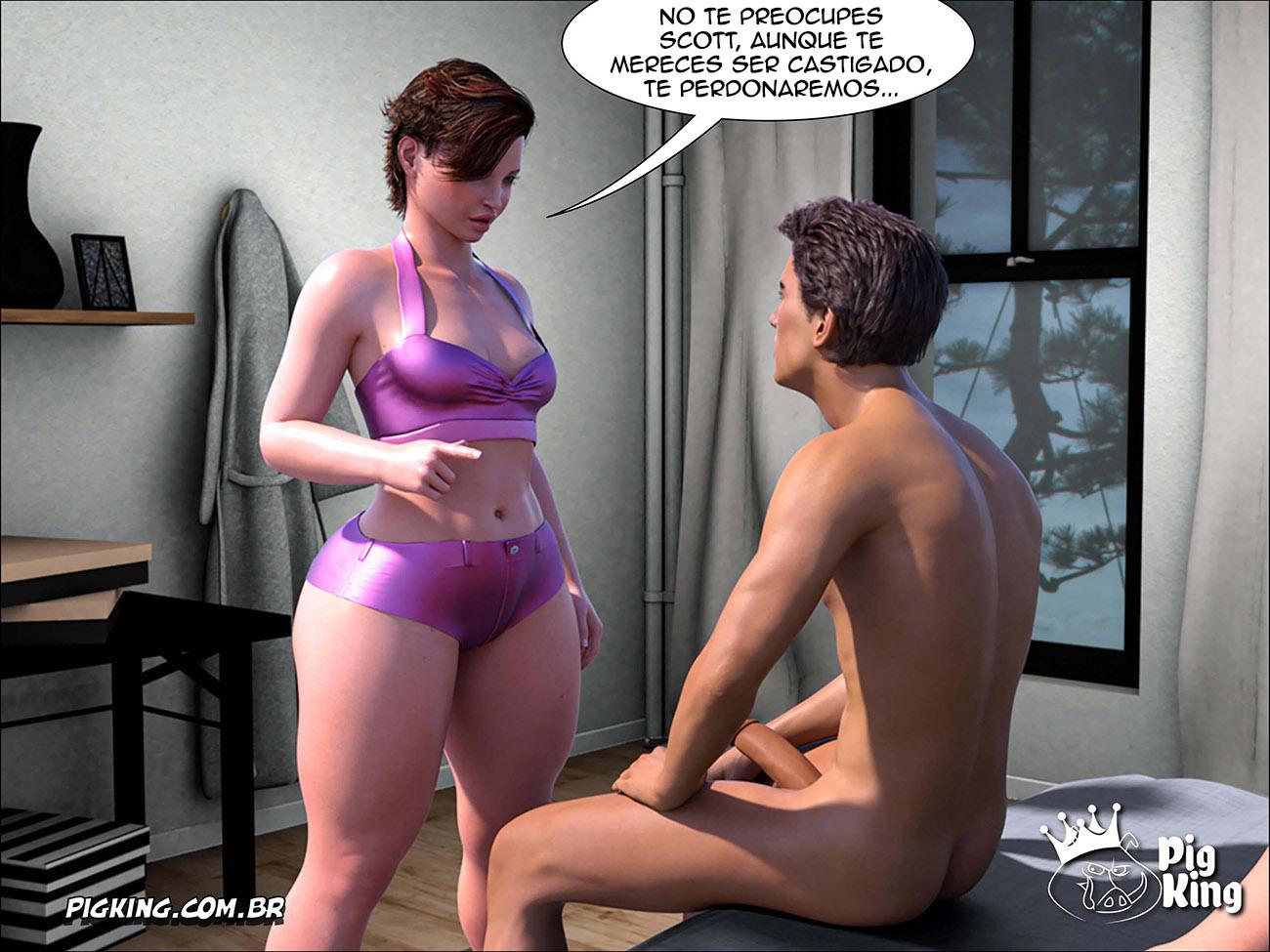 Leonard - CLOSE RELATIVE parte 10