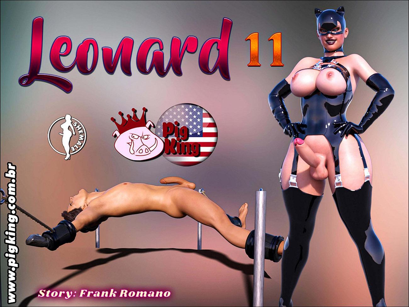 Leonard - CLOSE RELATIVE parte 11