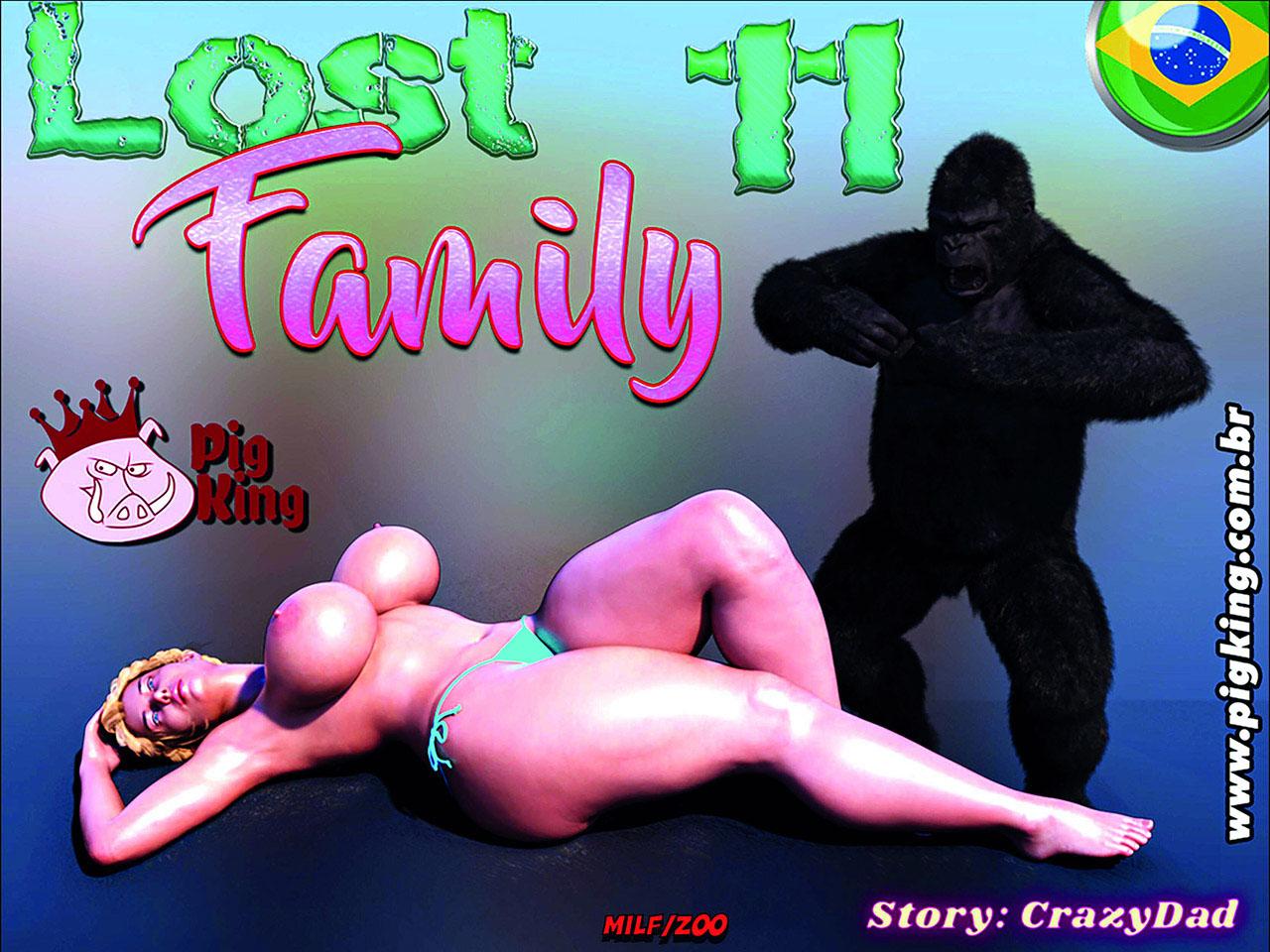 LOST FAMILY parte 11