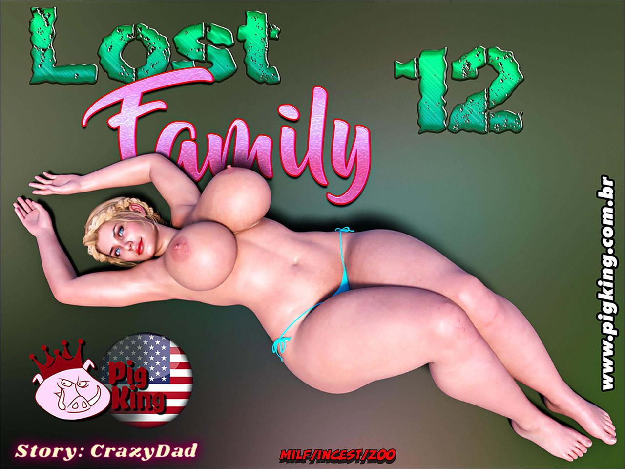 LOST FAMILY parte 12