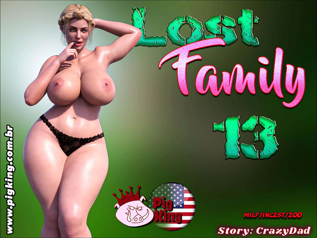 LOST FAMILY parte 13