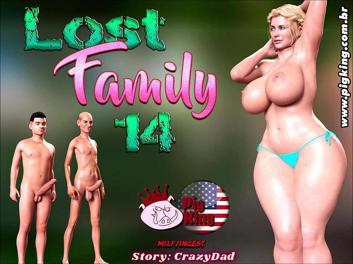 LOST FAMILY parte 14