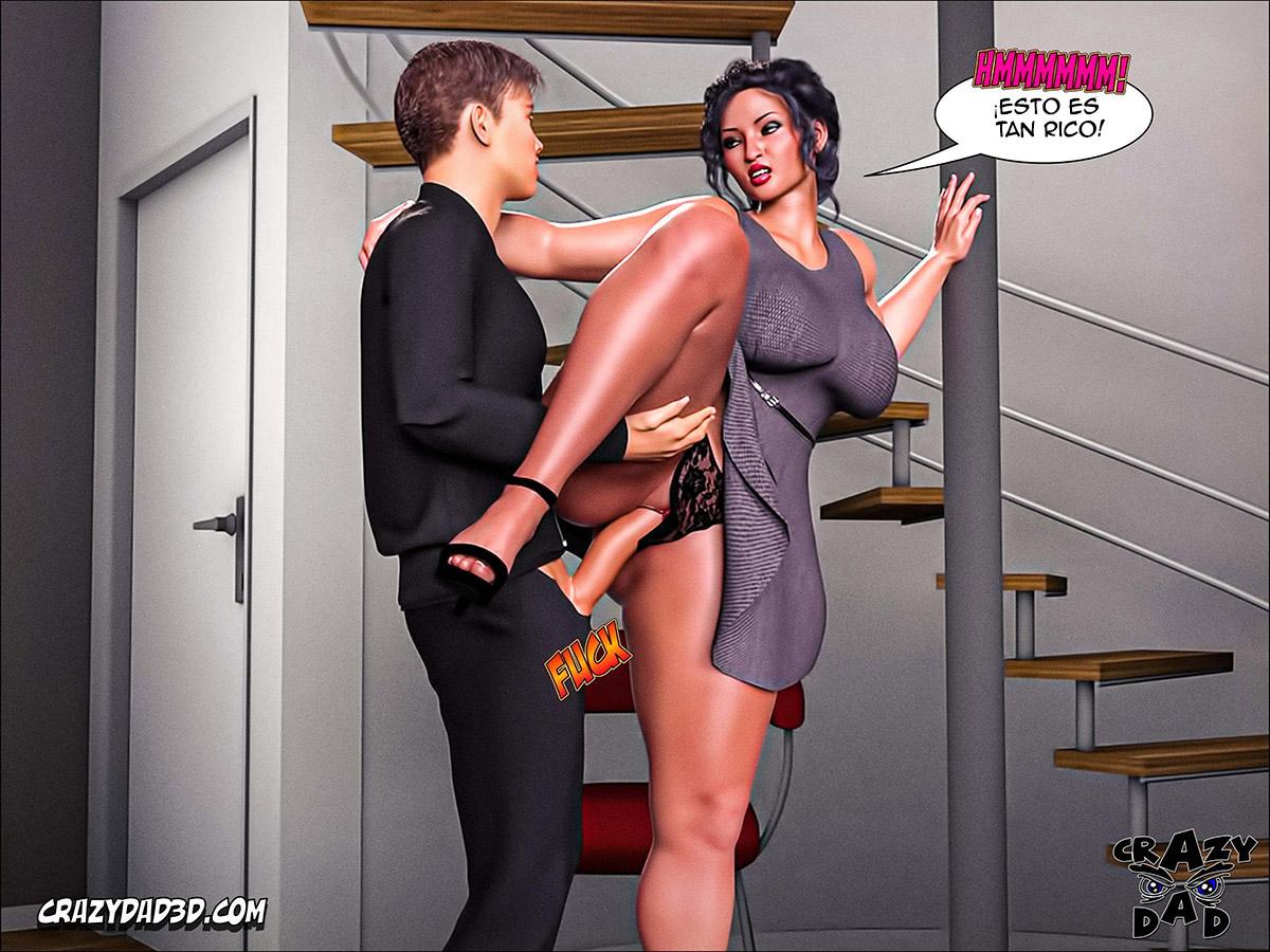 MOTHER DESIRE Forbidden parte 10