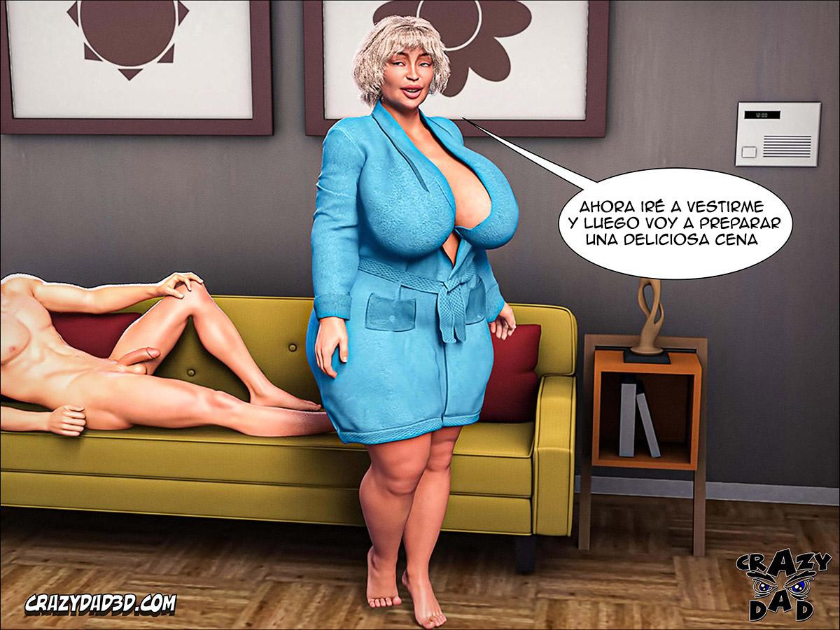 MOTHER DESIRE Forbidden parte 11