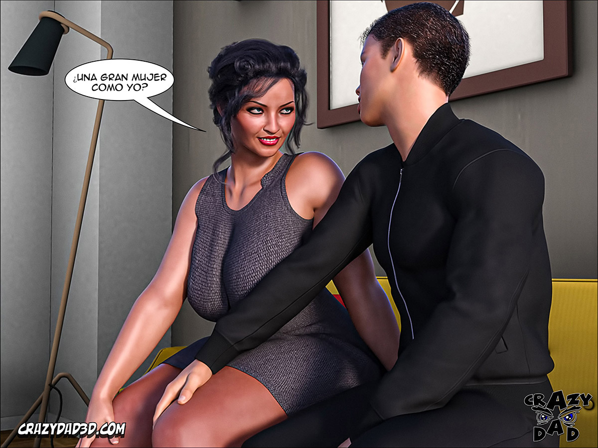 MOTHER DESIRE Forbidden parte 9