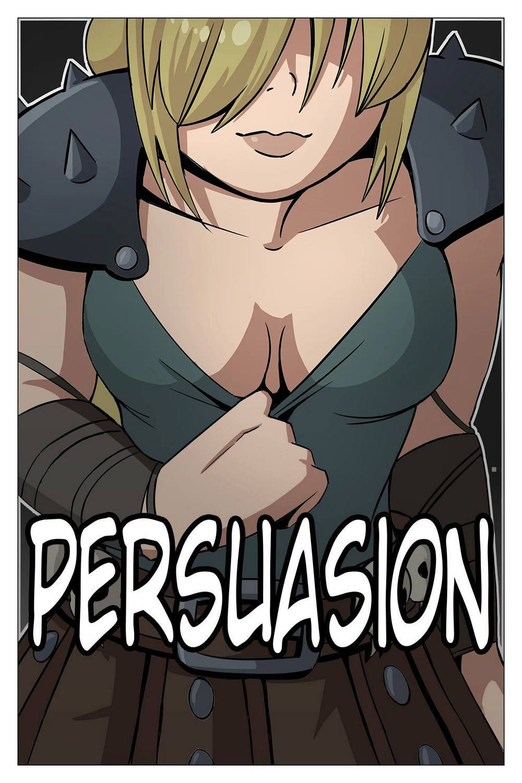 PERSUATION