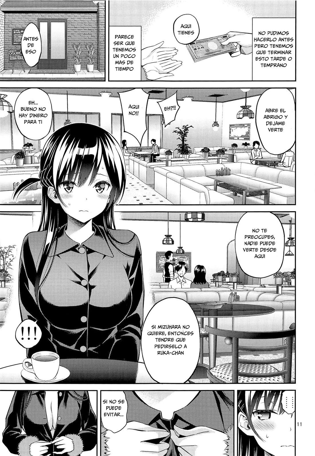 RENTAL Kanojo Osawari Shimasu parte 4
