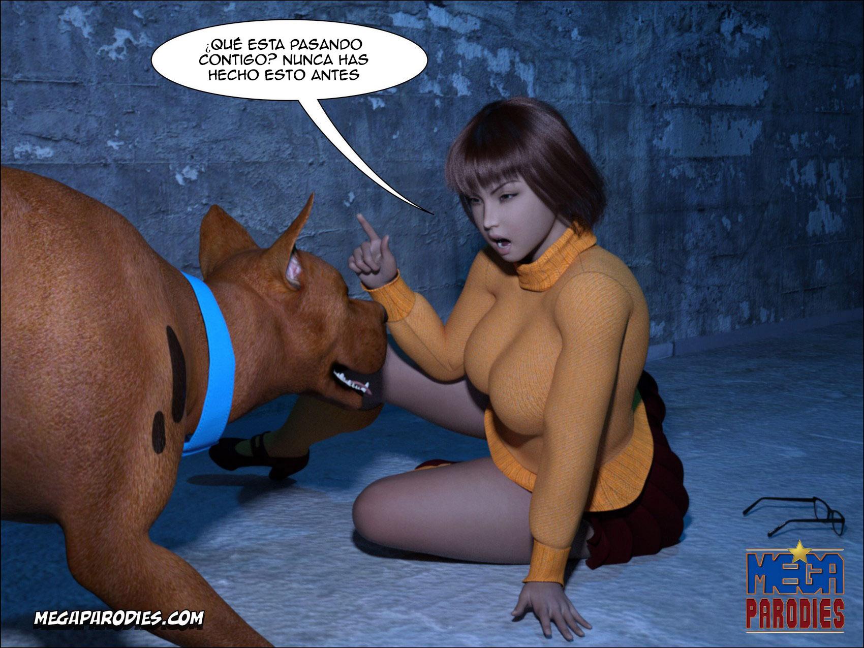SCOOBY DOO vs Velma