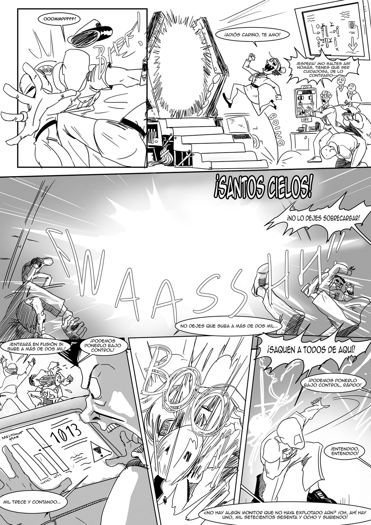 SPEAR of Just us parte 3