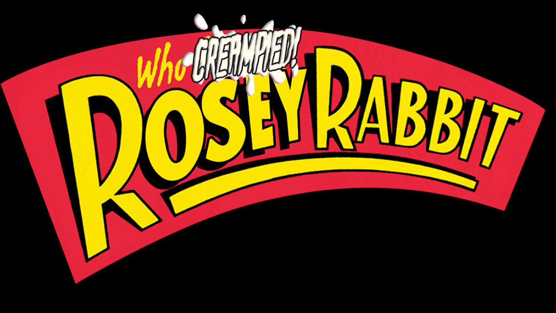 Who CREAMPIED! Rosey Rabbit