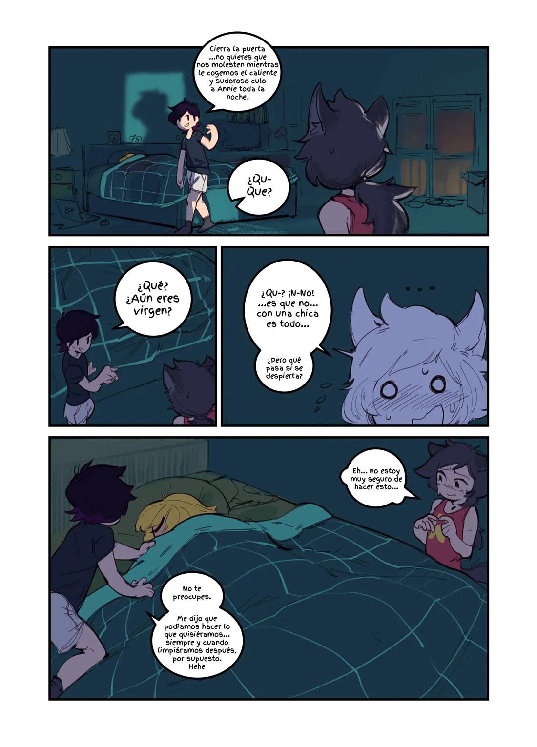 Annies Super Duper x2 SLEEP-OVER