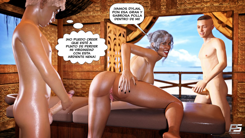AU NATUREL - Nudist Resort parte 4
