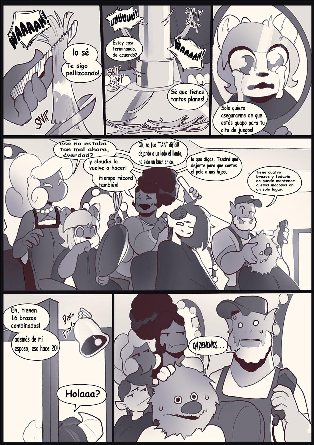 DANDY DEMONS parte 7