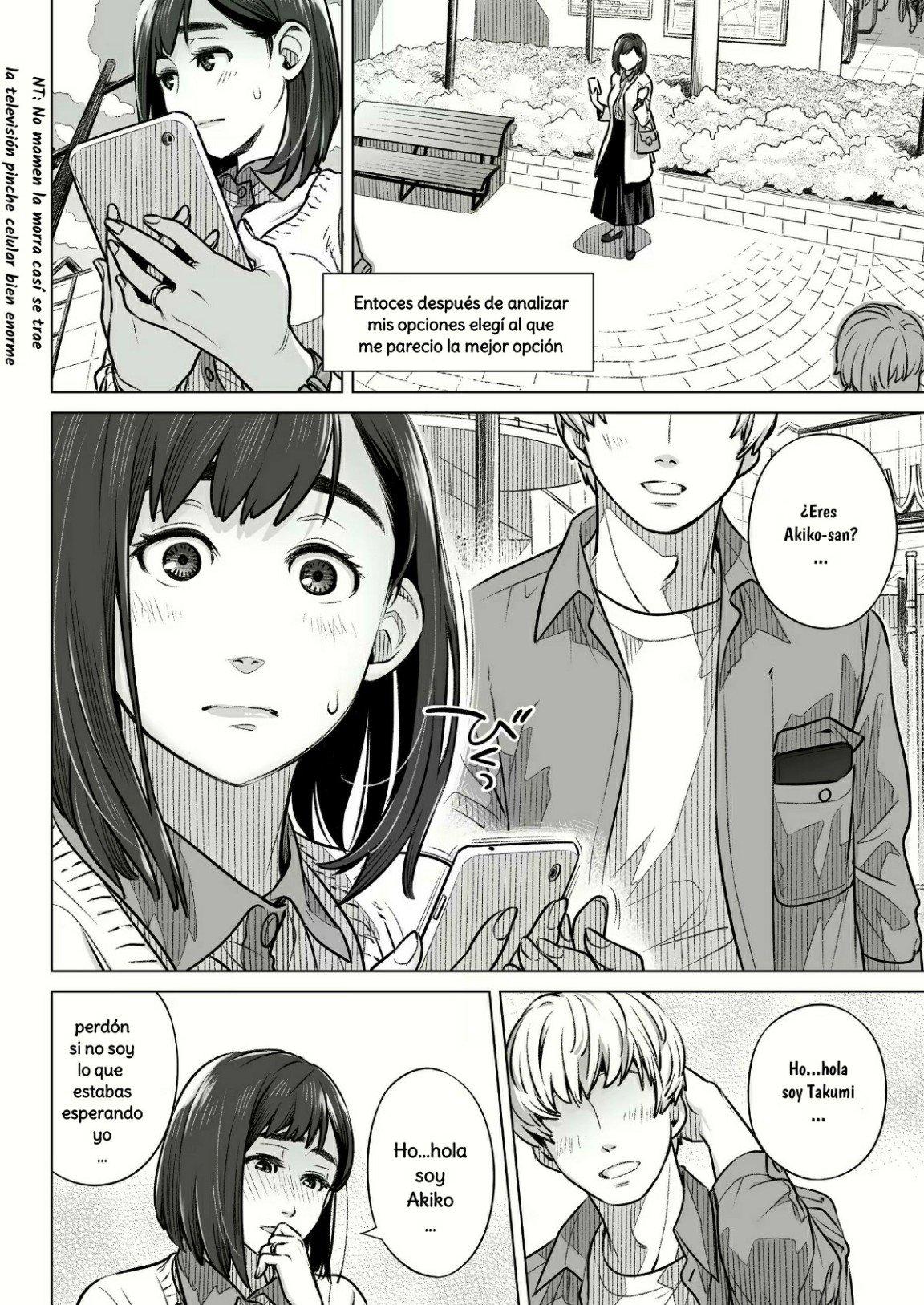 La CONFESION de Akiko Kurata parte 1
