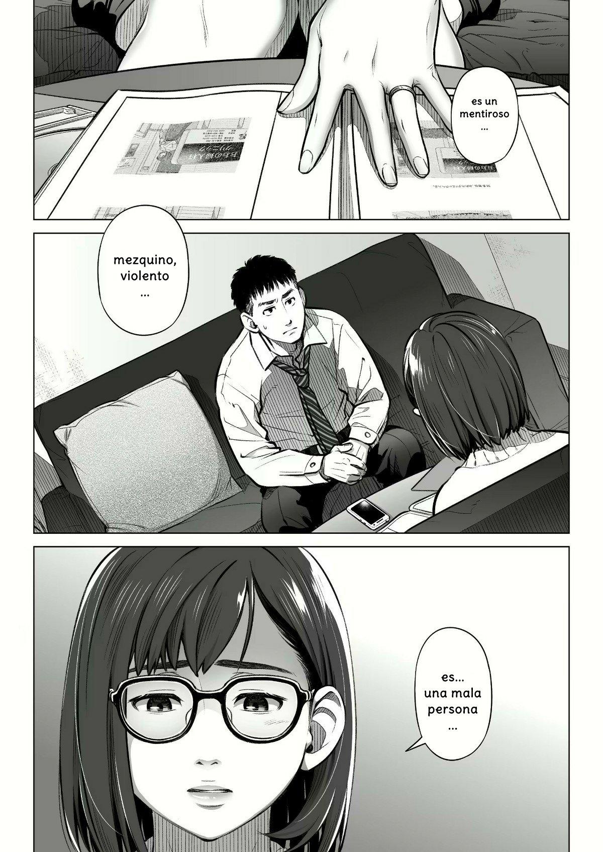 La CONFESION de Akiko Kurata parte 2