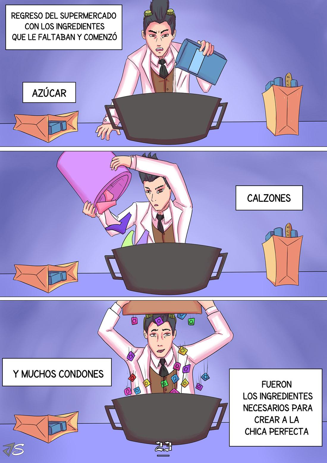 Las CHICAS Super XXX