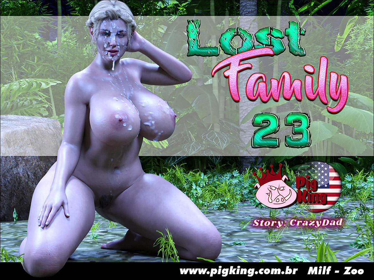 LOST FAMILY parte 23