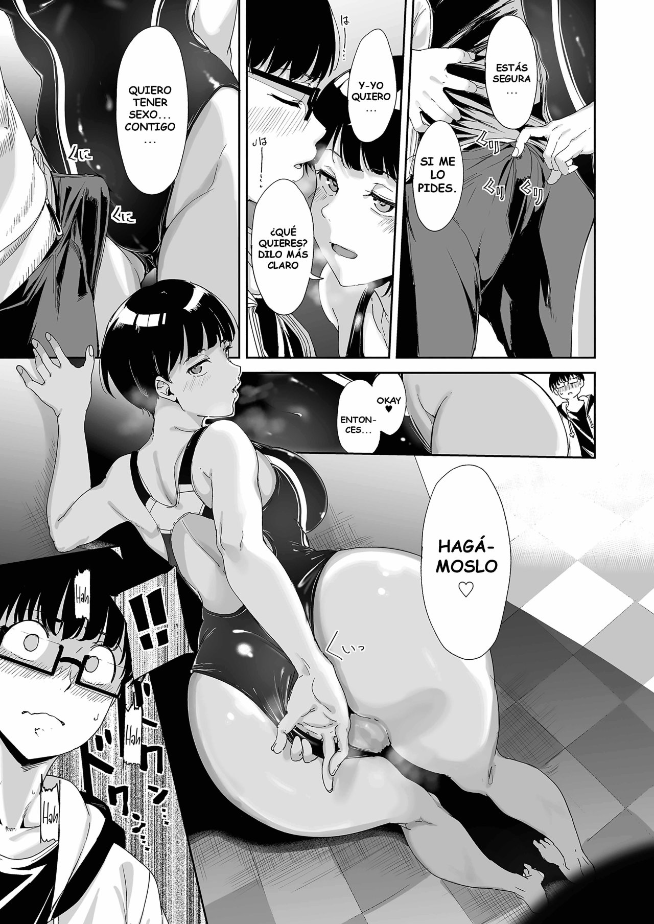 AKOGARE Kanojo no Risou to Genjitsu