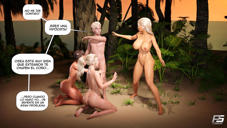 AU NATUREL - Nudist Resort parte 6
