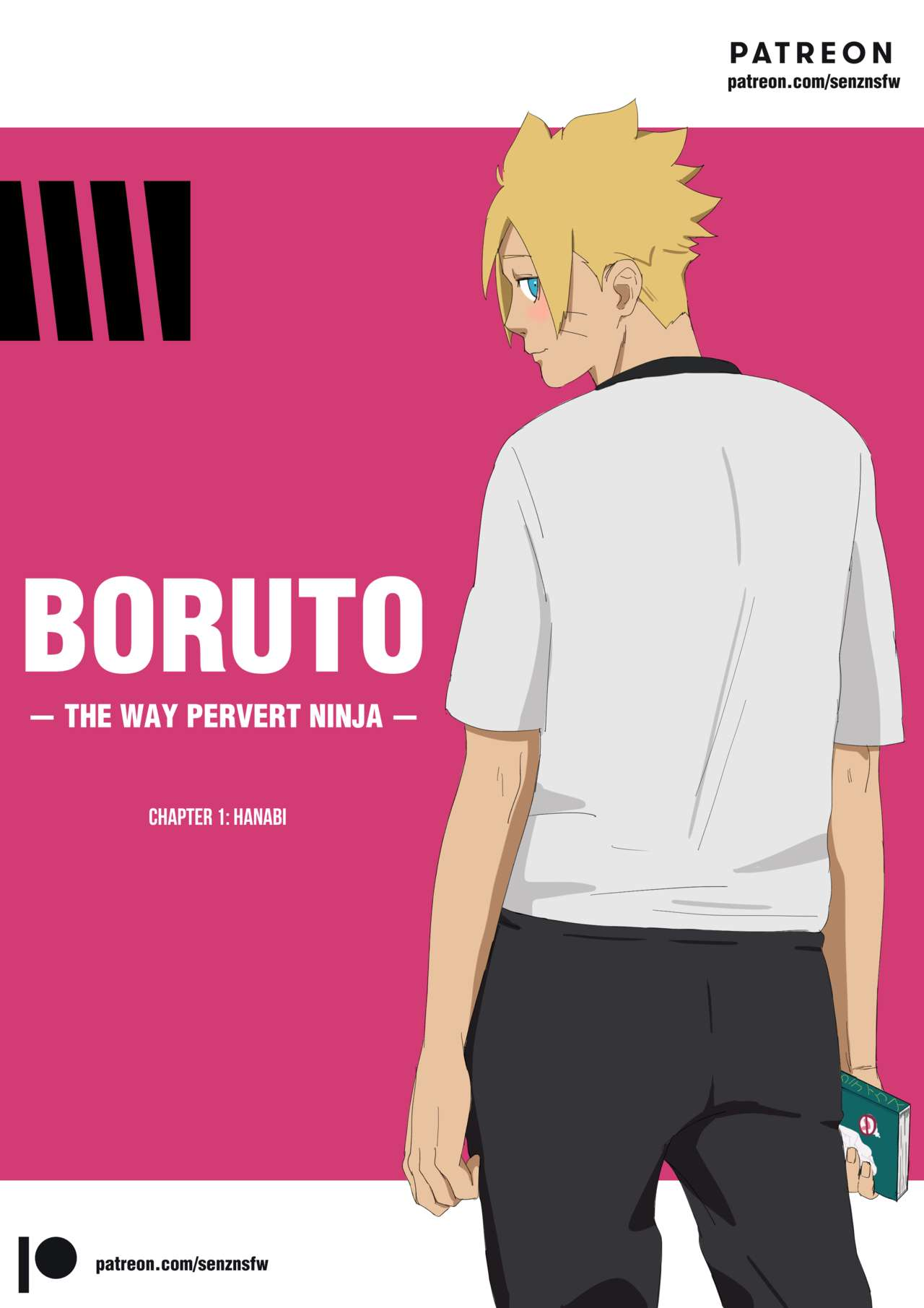 BORUTO - The Way of PERVERT Ninja