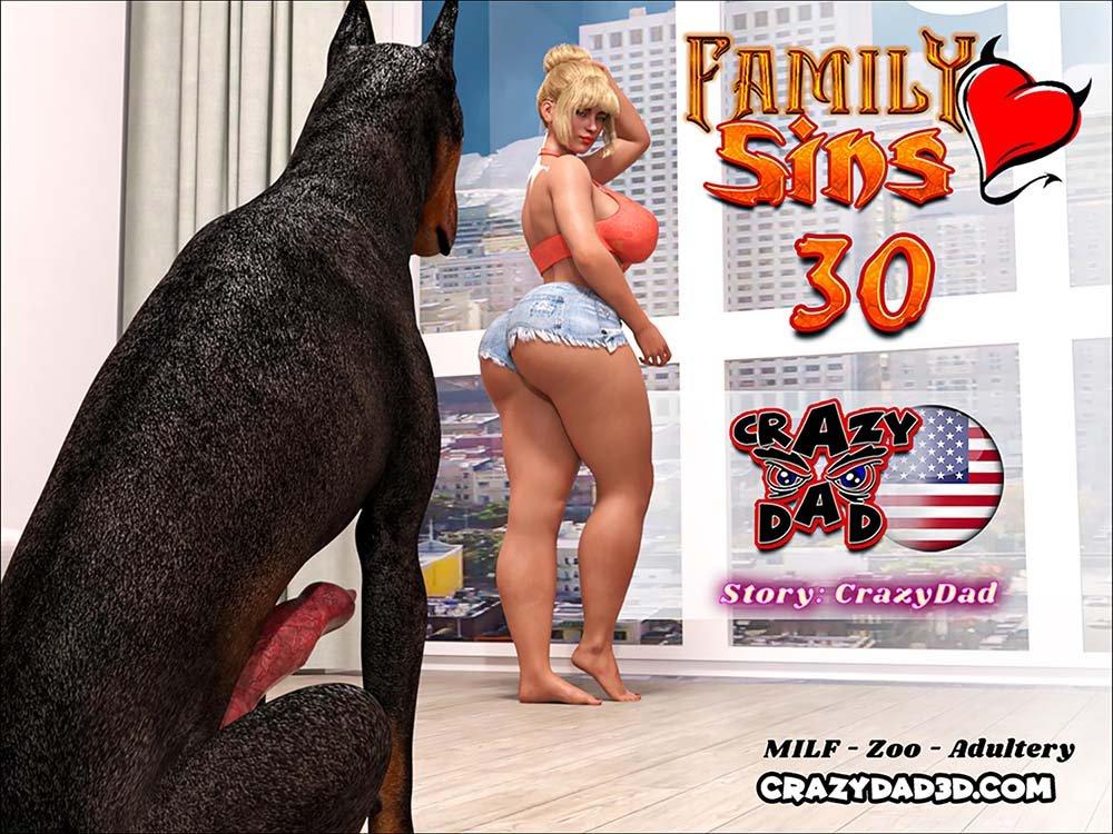 FAMILY SINS parte 30