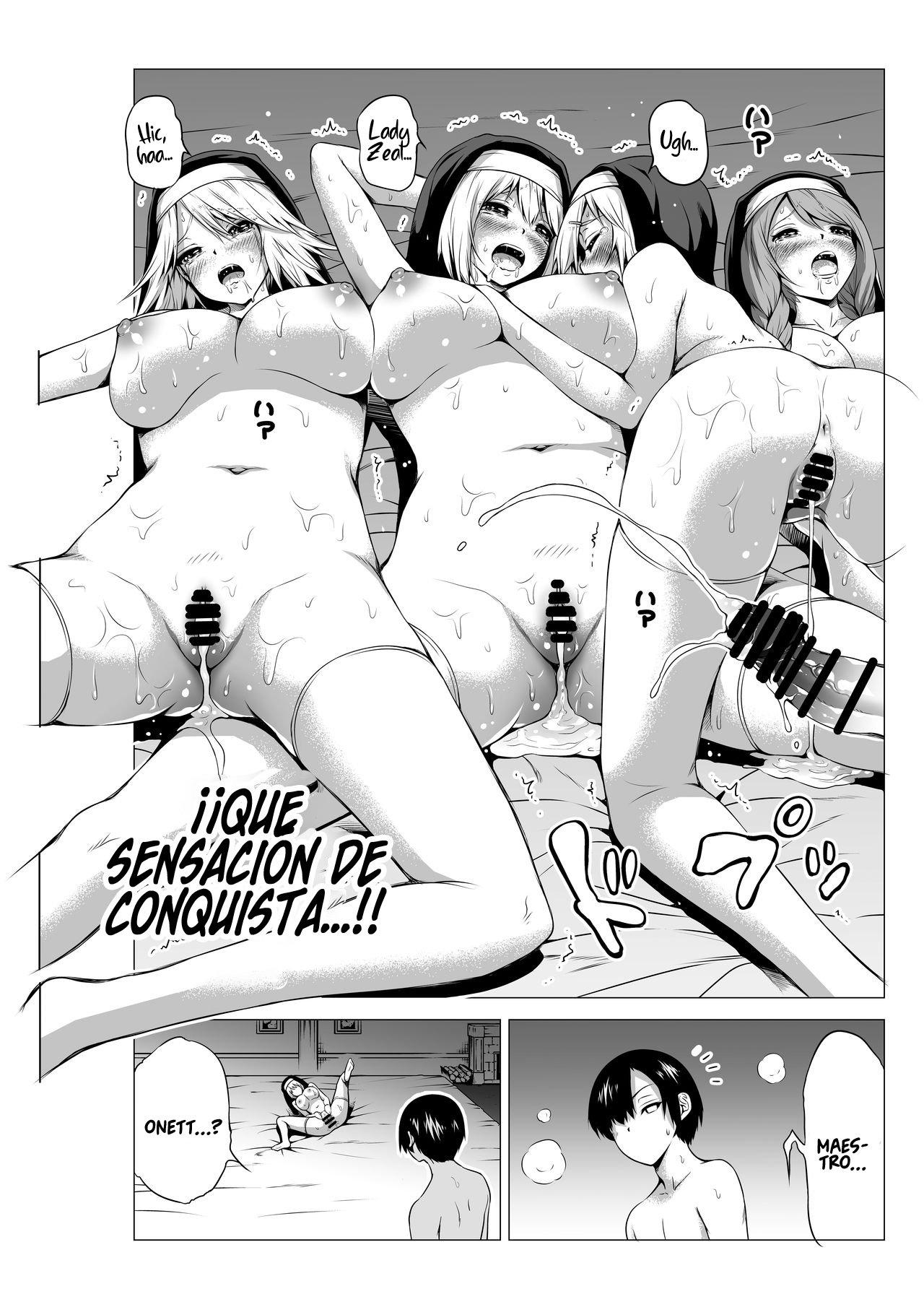 ISEKAI HAREM Paradise Bangai hen Kinyoku no Sister no Kuni
