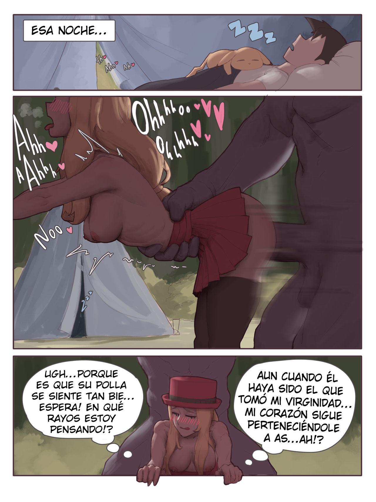 MACHAMP used Knock up! parte 3