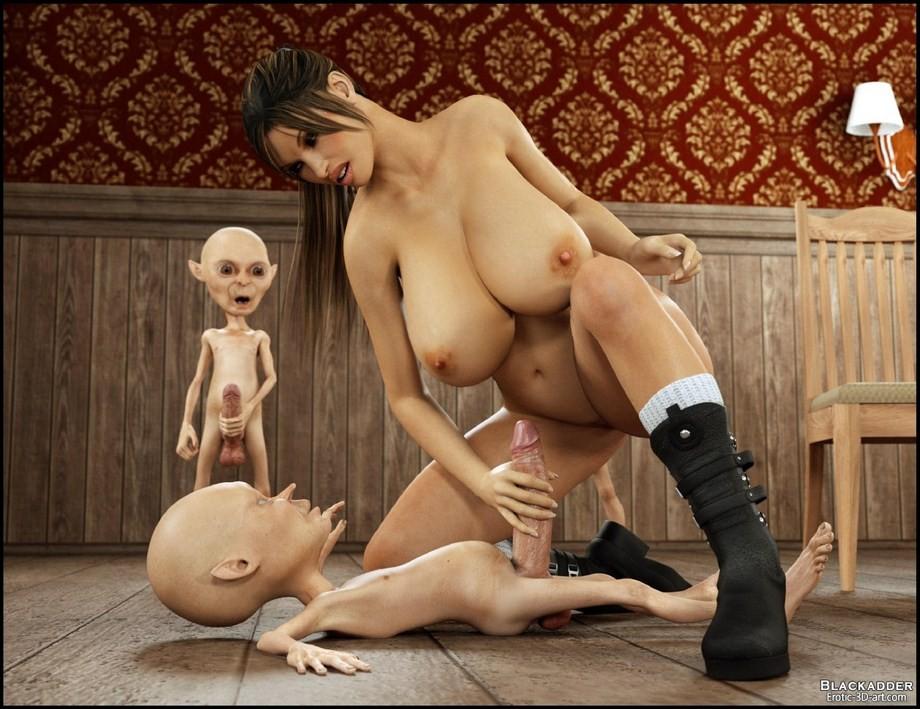 MONSTER SEX parte 2