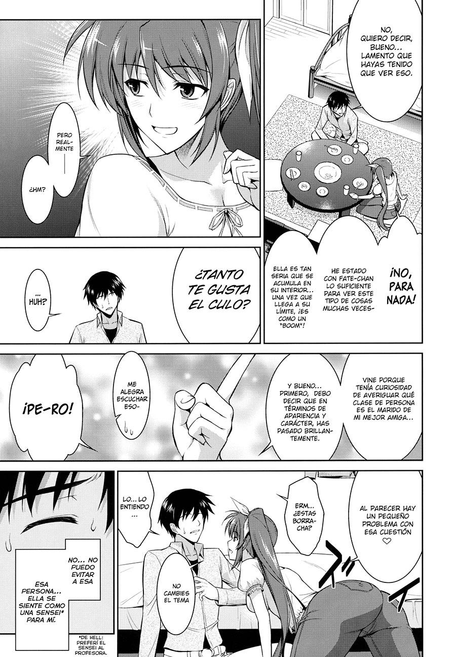 Ore to Nanoha to ONE ROOM parte 2