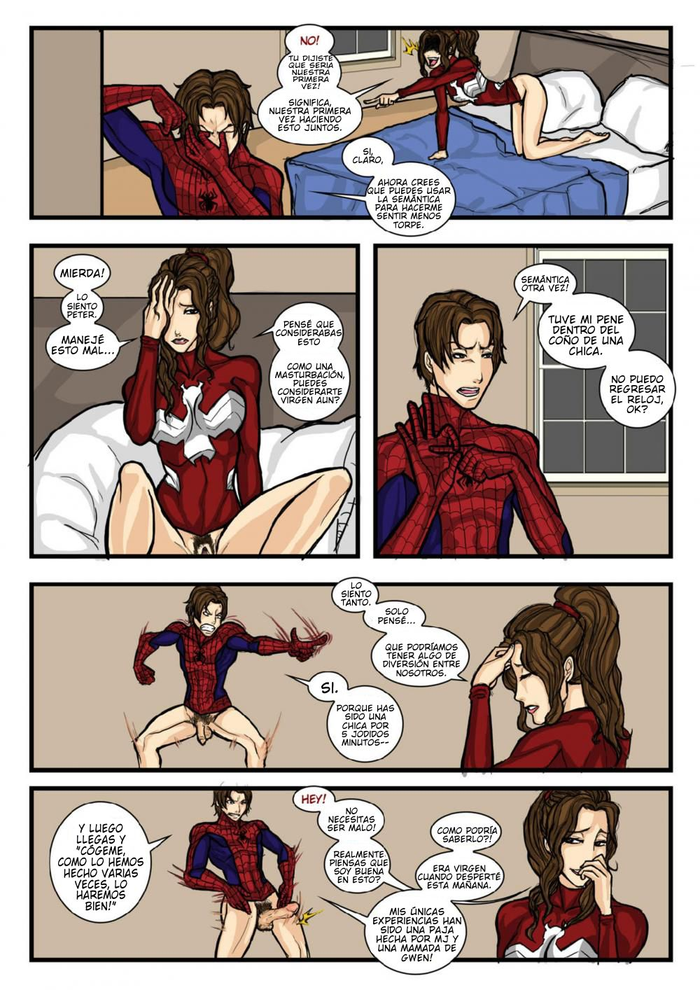 SPIDERCEST parte 4
