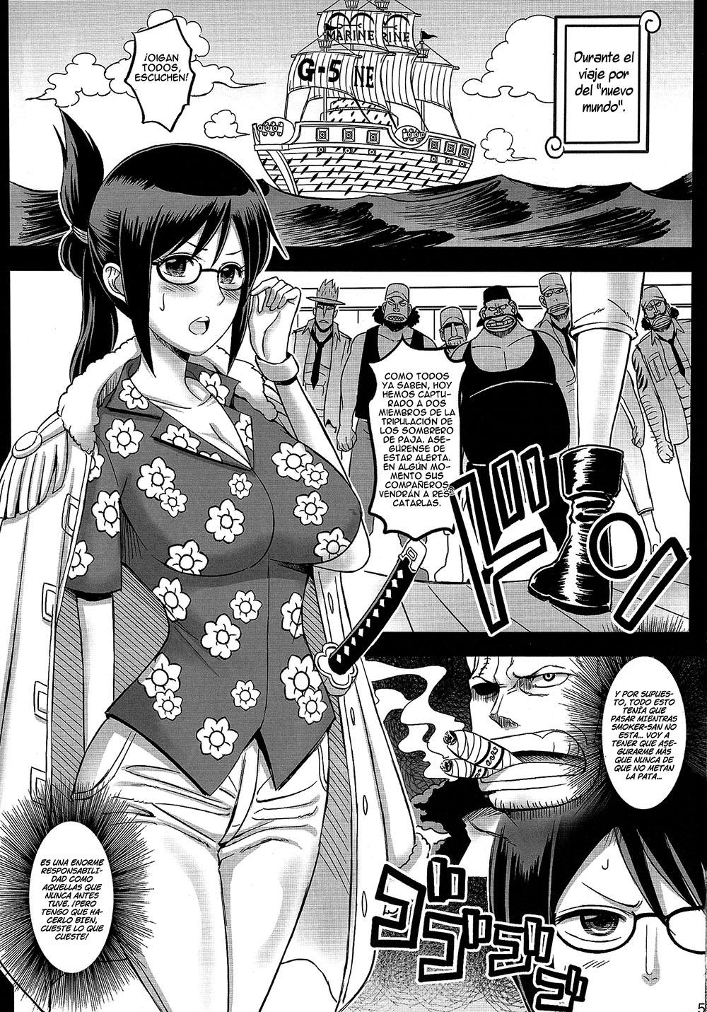 WOMEN Pirate in PARADISE parte 3