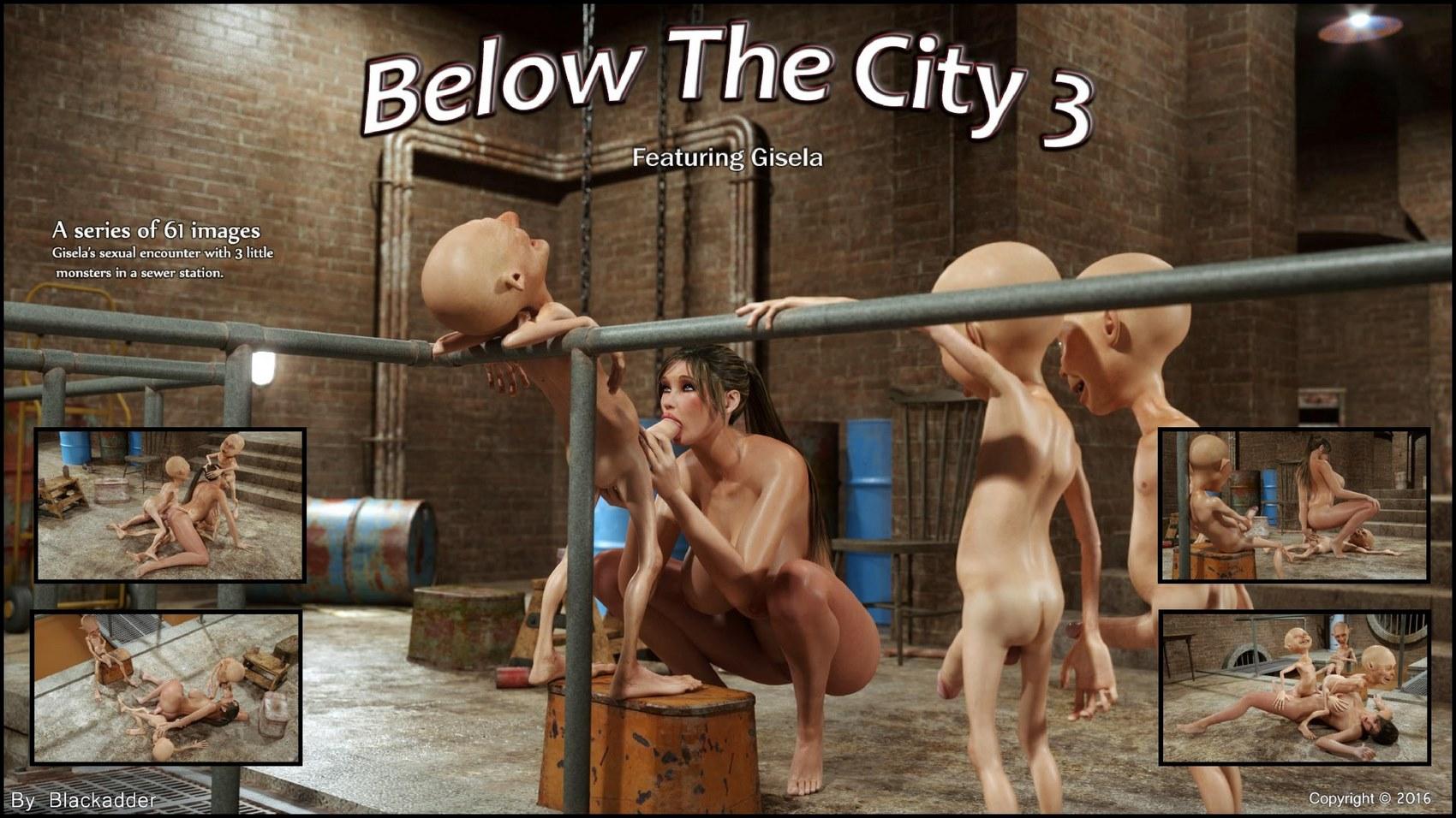 BELOW the CITY parte 3