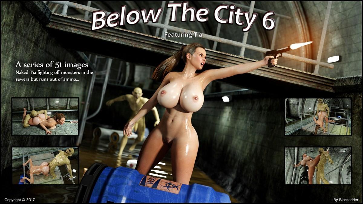 BELOW the CITY parte 6