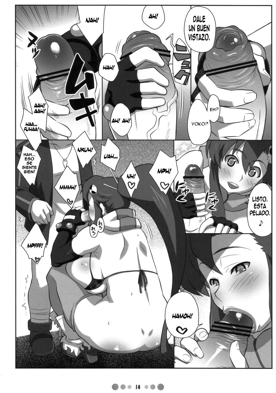 BISHOUJO Sunaipa yoko san no Hunting nikki